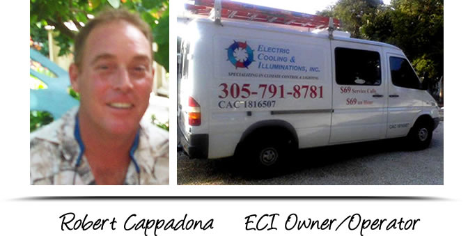 Robert Cappadona ECI, Inc